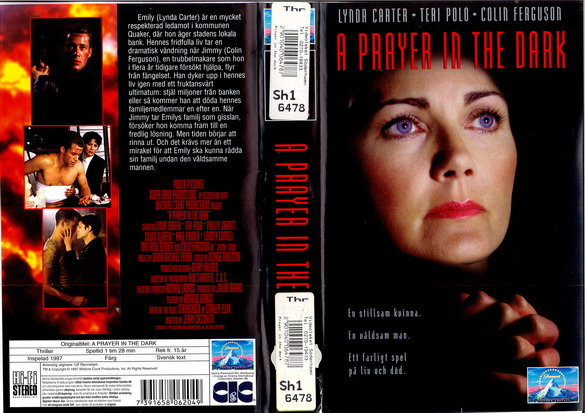 A PRAYER IN THE DARK (VHS)