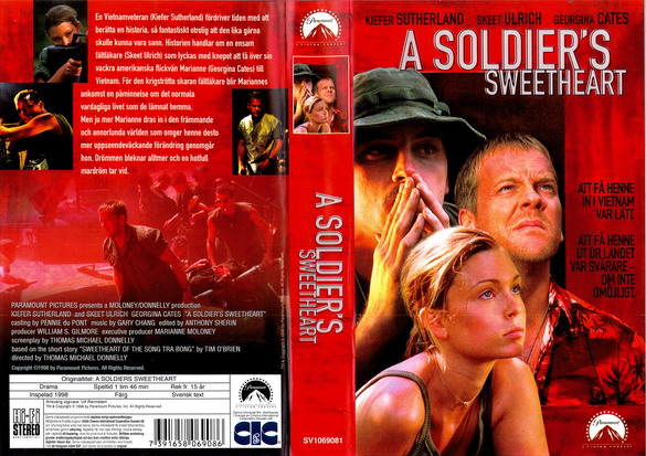 A SOLDIERÄS SWEETHEART (VHS)