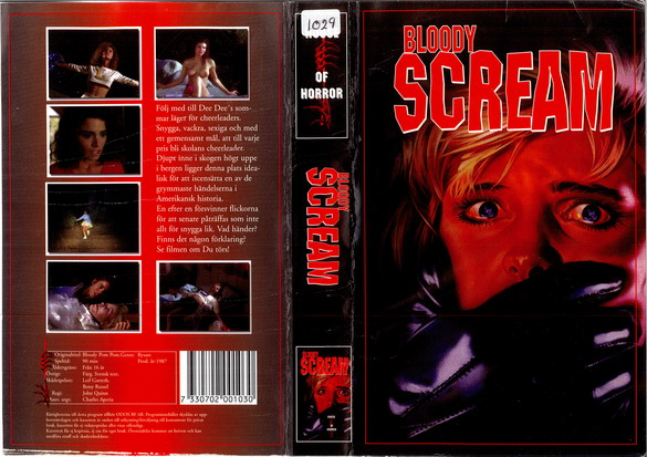 BLOODY SCREAM