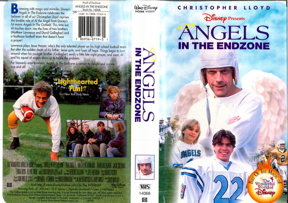 ANGELS IN THE ENDZONE  -USA