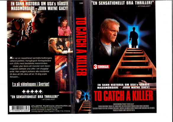 TO CATCH A KILLER (VHS)