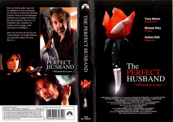 PERFECT HUSBAND (VHS)