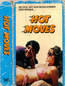 HOT MOVES (VHS) PAPPASK
