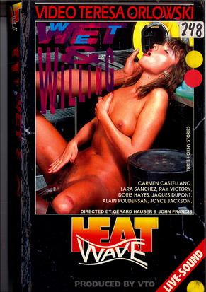 WET & WILLING (VHS)