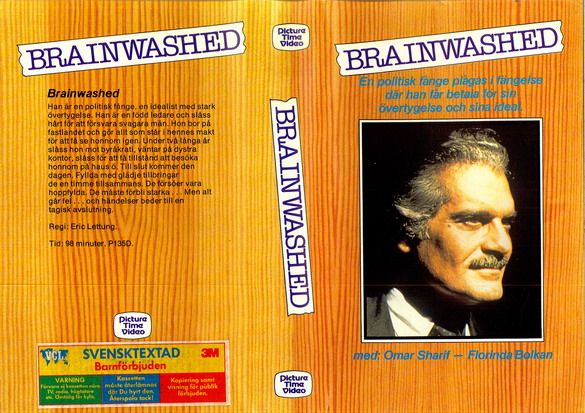 135 BRAINWASHED  (VHS)
