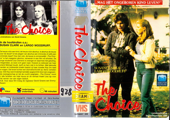 CHOICE (HOL-IMPORT) (VHS)