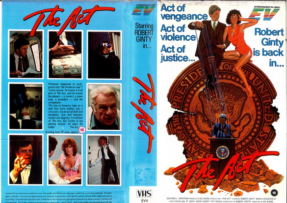 ACT (VHS) (UK-IMPORT)
