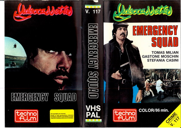 V.117 Emergency Squad (VHS)