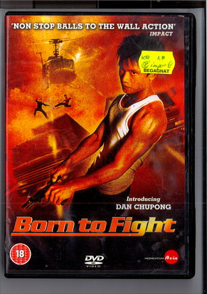 BORN TO FIGHT (BEG DVD)