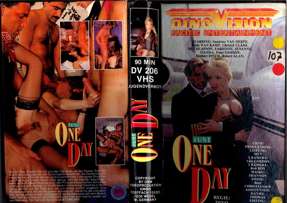 JUST ONE DAY (VHS)