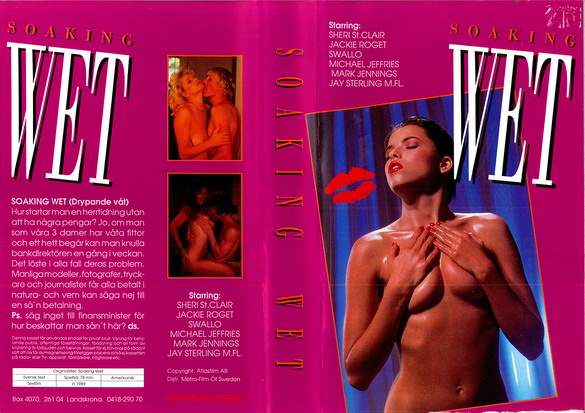 SOAKING WET (VHS)