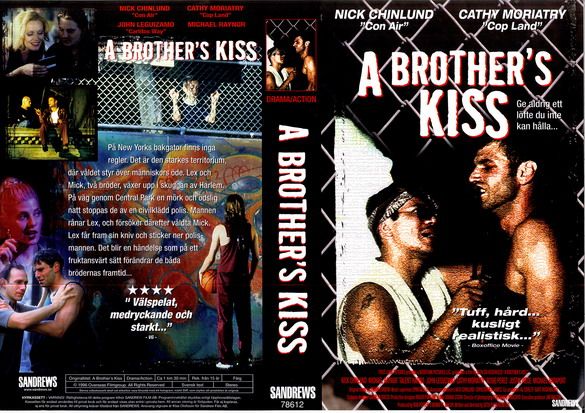 A BROTHER'S KISS