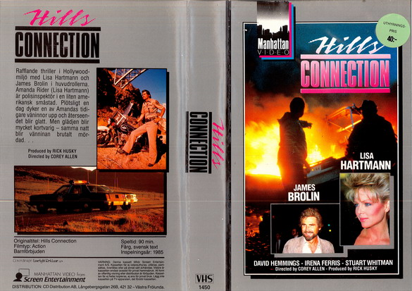1450 HILLS CONNECTION (VHS)