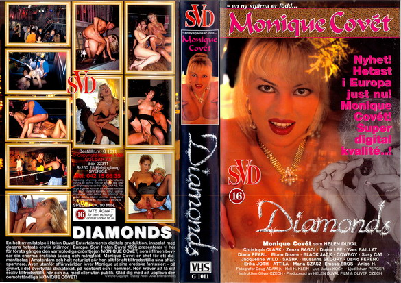 DIAMONDS (VHS)