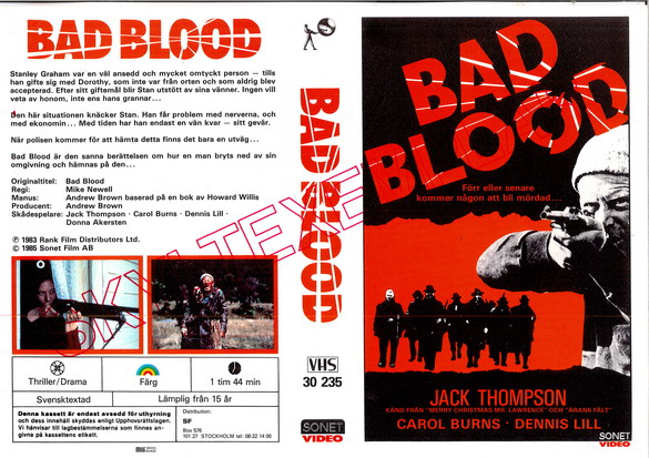 BAD BLOOD (VIT)