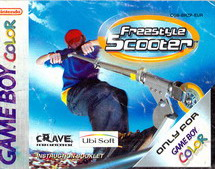 FREESTYLE SCOOTER - MANUAL (CGB-BRZP-EUR)