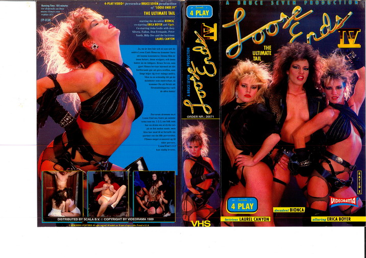 LOOSE ENDS 4 (VHS)
