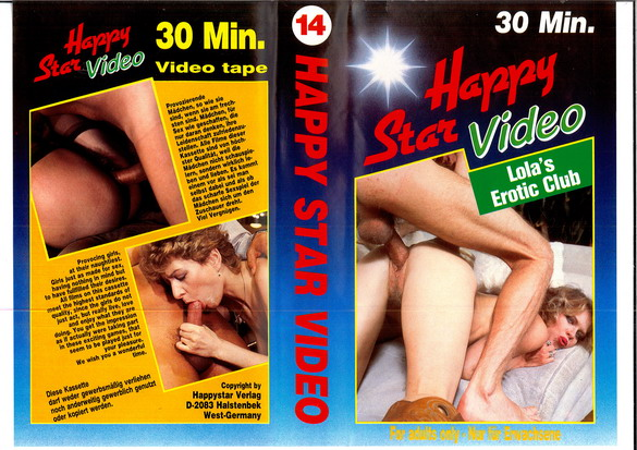 HAPPY STAR VIDEO 14 (VHS)