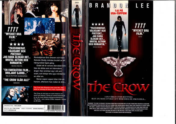 CROW (VHS)