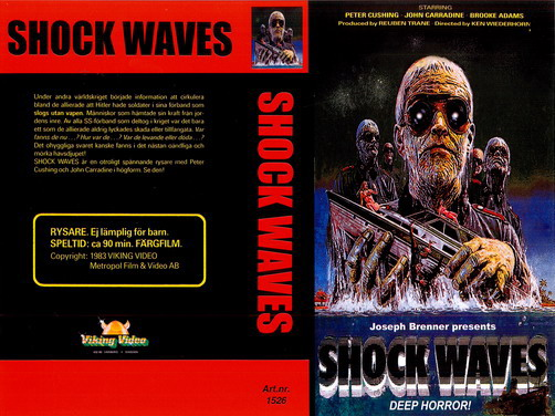 Shock waves (vhs)
