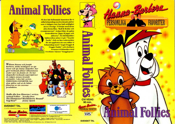 ANIMAL FOLLIES