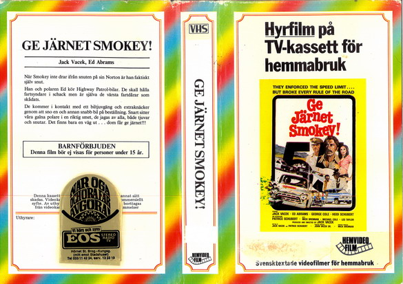GE JÄRNET SMOKEY (BETA)