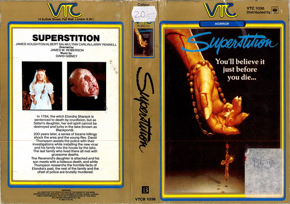 SUPERSTITION (BETA)UK