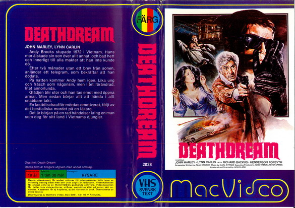 2028 DEATHDREAM (VHS)