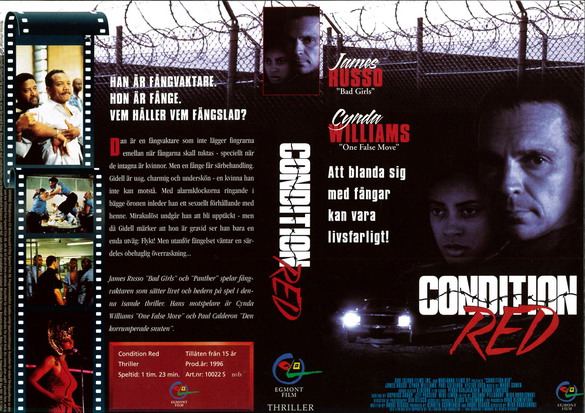 CONDITION RED (VHS)