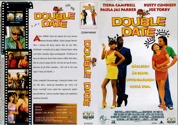 DOUBLE DATE (vhs)