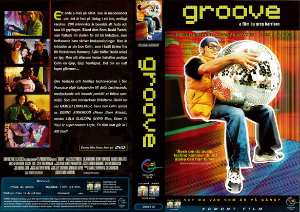 GROOVE (VHS)