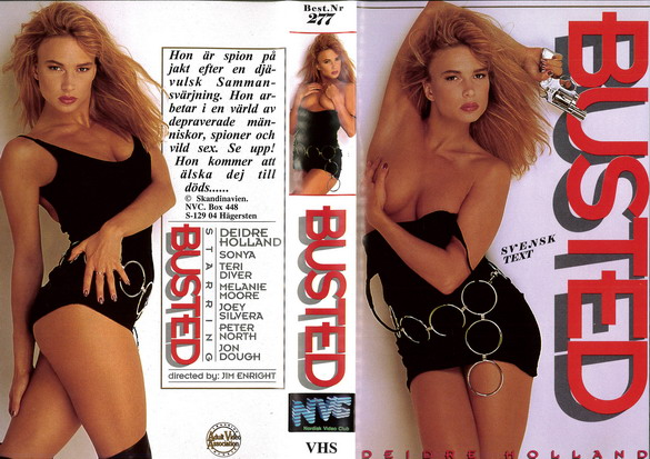 277 BUSTED (VHS)