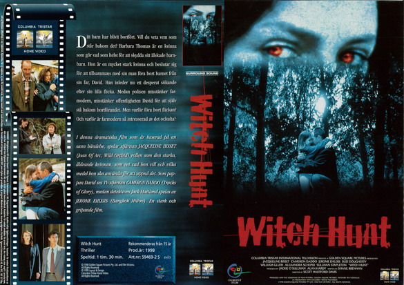 WITCH HUNT (VHS)