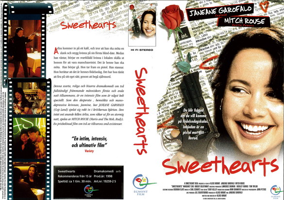 SWEETHEARTS (VHS)