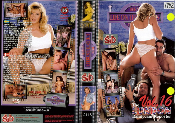 BEN DOVER - LIFE ON THE STREETS VOL 16 (VHS)