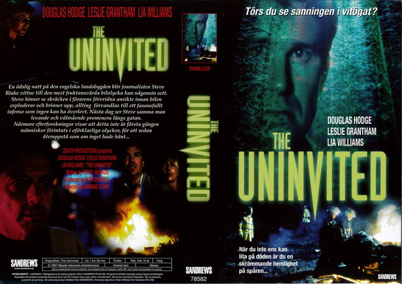 UNINVICTED (vhs)