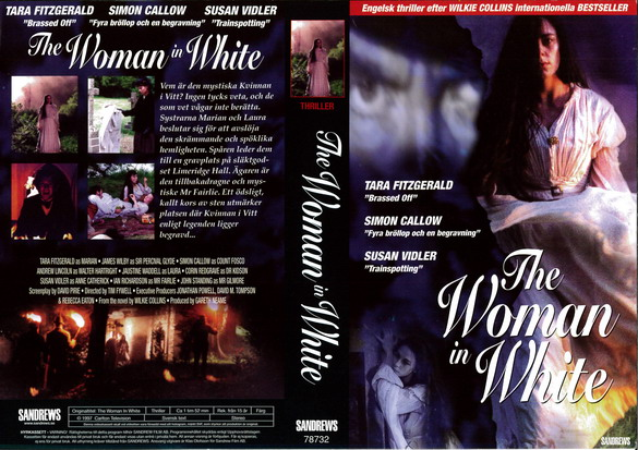 WOMAN IN WHITE (VHS)