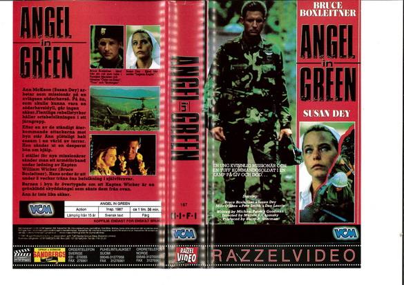 ANGEL IN GREEN (VHS)