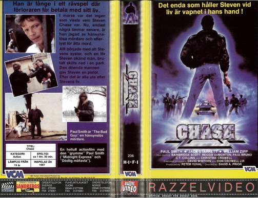 CHASE (VHS)