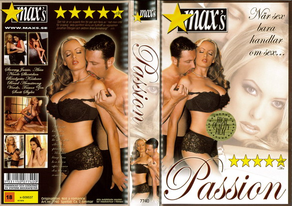 7740 PASSION (VHS)