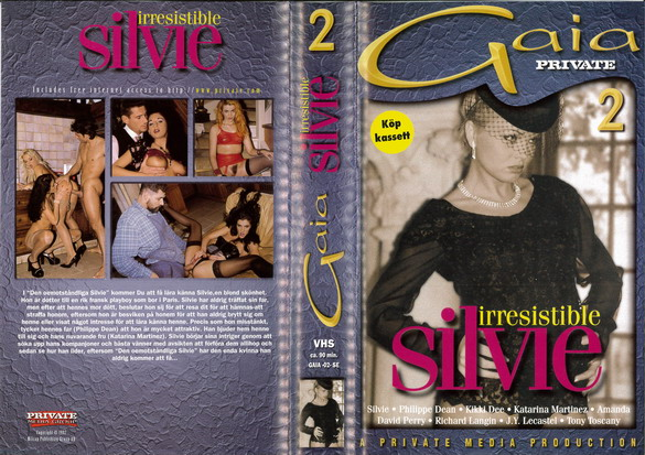 GAIA PRIVATE 2: IRRESISTIBLE SILVIE (VHS)