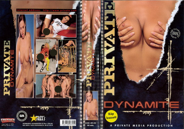 SPECIAL COMPILATION 5: DYNAMITE (VHS)