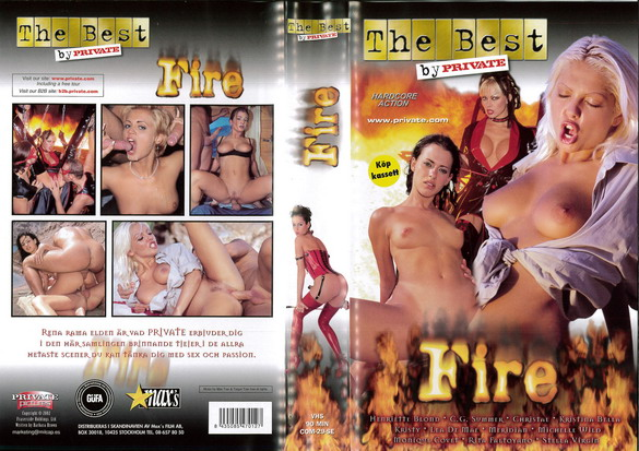 SPECIAL COMPILATION 29: FIRE (VHS)