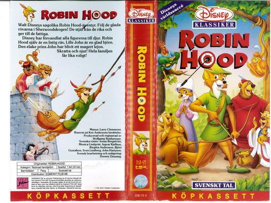 En svensk robin hood