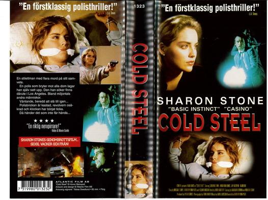 COLD STEEL (VHS)