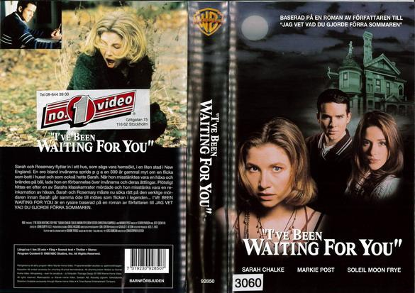 I'VE BEEN WAITING FOR YOU (VHS)