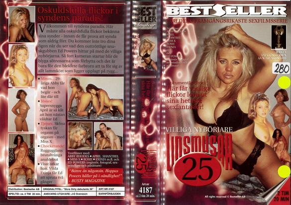 4187 LINSMUSAR 25 (VHS)