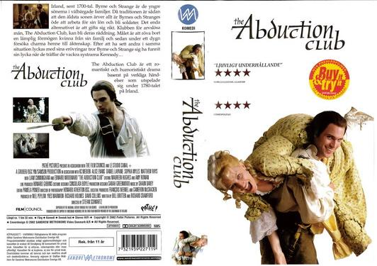ABDUCTION CLUB (VHS)