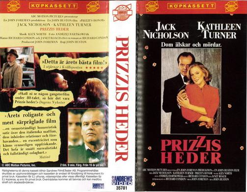 PRIZZIS HEDER (VHS)