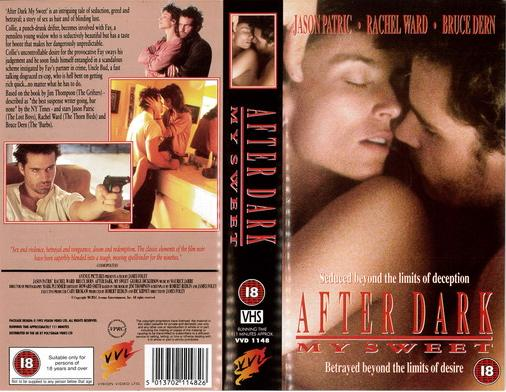 AFTER DARK MY SWEET (VHS) UK